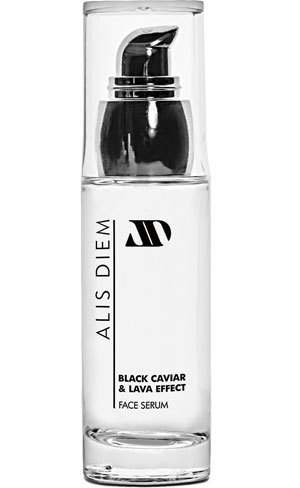BLACK CAVIAR & LAVA EFFECT Face Serum